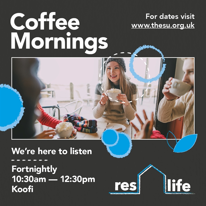 ResLife Coffee Morning