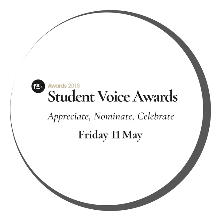 FXU Student Voice Awards 2018