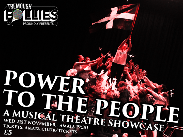 Power to the People - A Musical Theatre Showcase