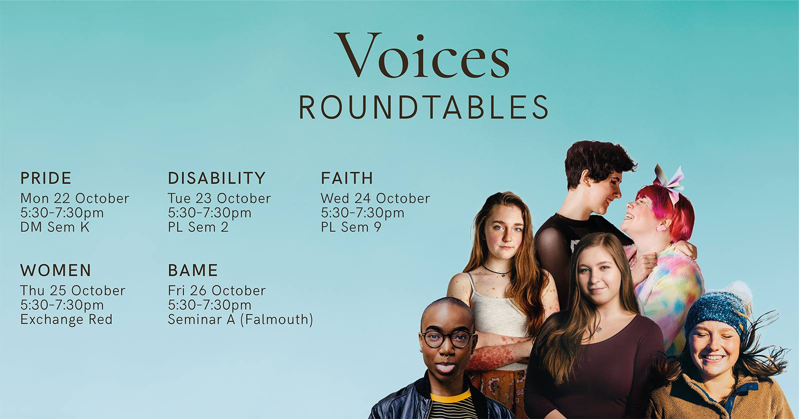 Voices Roundtables