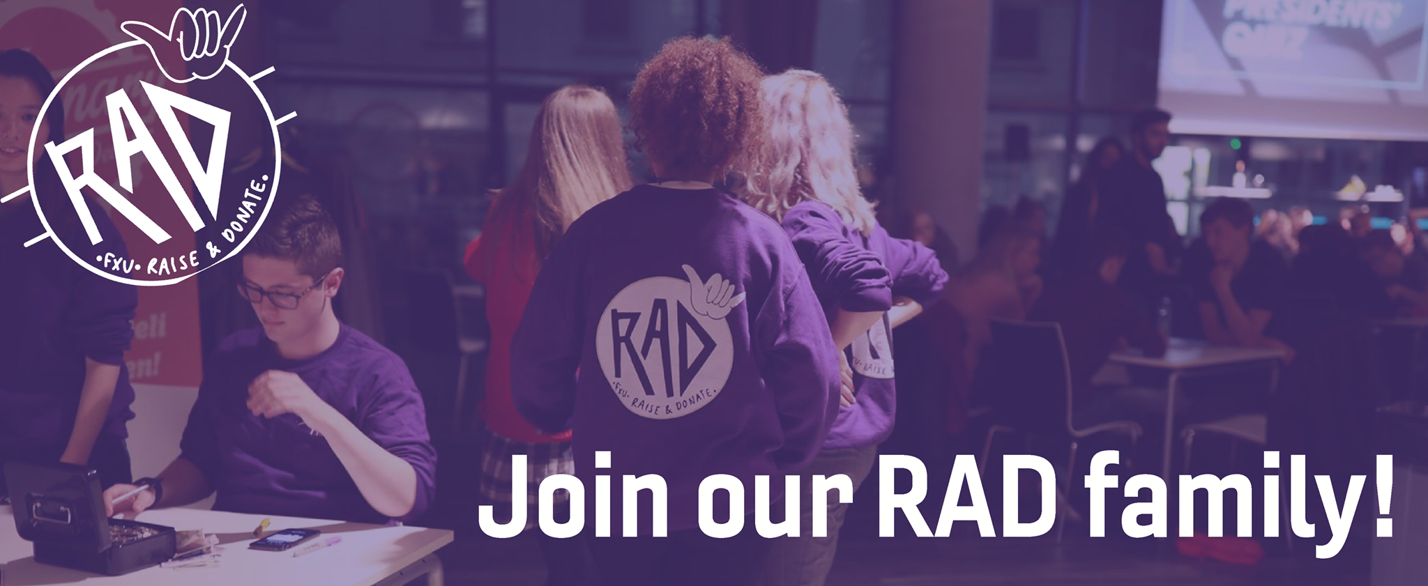 Join the RAD family