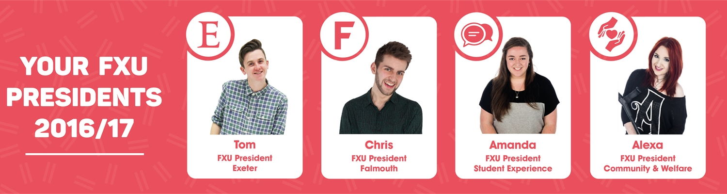 Your FXU Presidents 2016/17