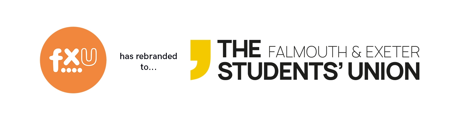 Falmouth & Exeter Students' Union Rebrand