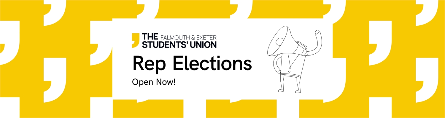 Rep Elections Open Now