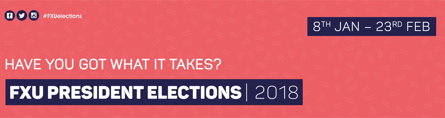 FXU President Elections 2018
