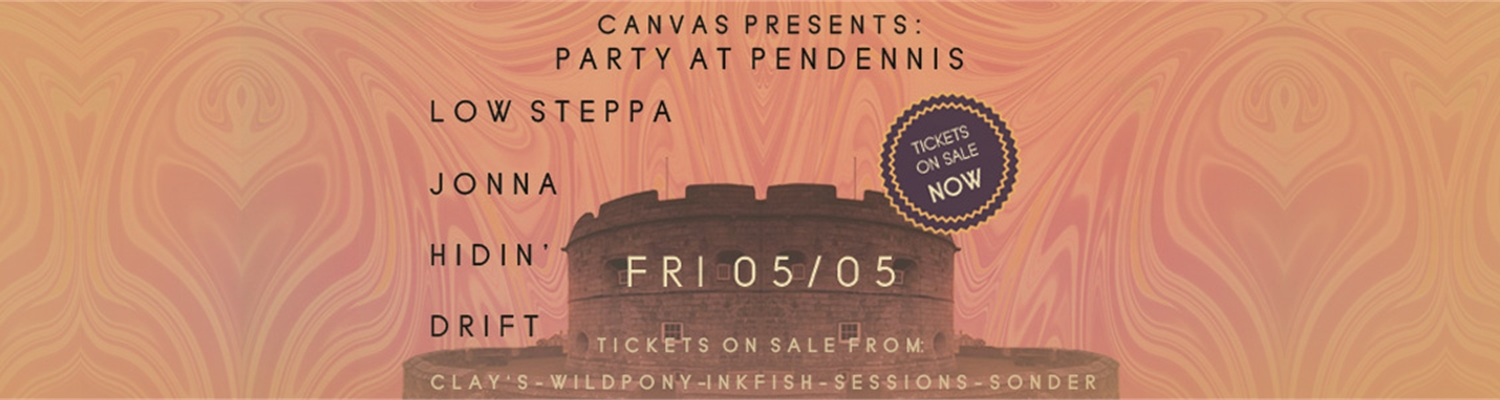 Canvas Party at Pendennis