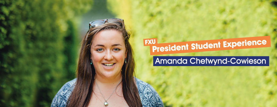 FXU President Student Experience