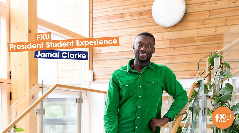 FXU President Student Experience 2017-18