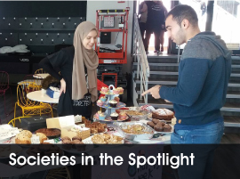 Societies in the Spotlight