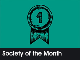 Society of the Month