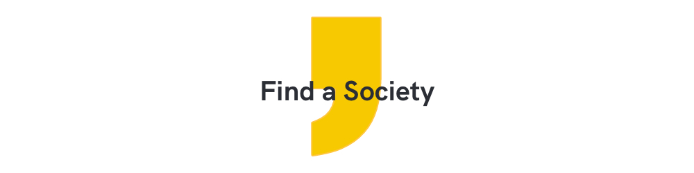 Find a Society