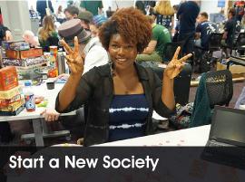 Start a New Society