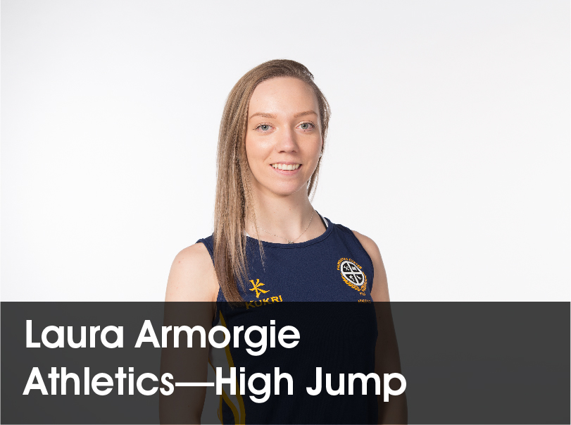 Laura Armogie, Athletics High Jump