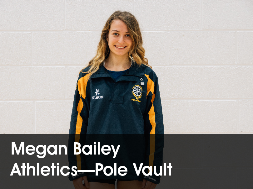 Megan Bailey - Athletics - Pole Vault
