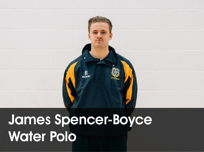James Spencer-Boyce - Water Polo