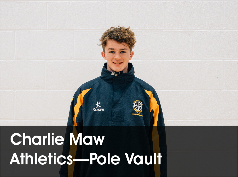 Charlie Maw - Athletics - Pole Vault