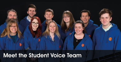 Meet the Student Voice Team