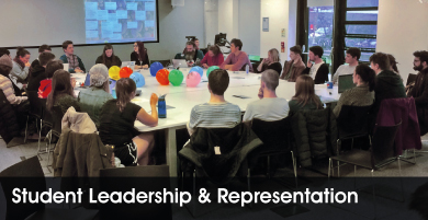 Student Leadership & Representation