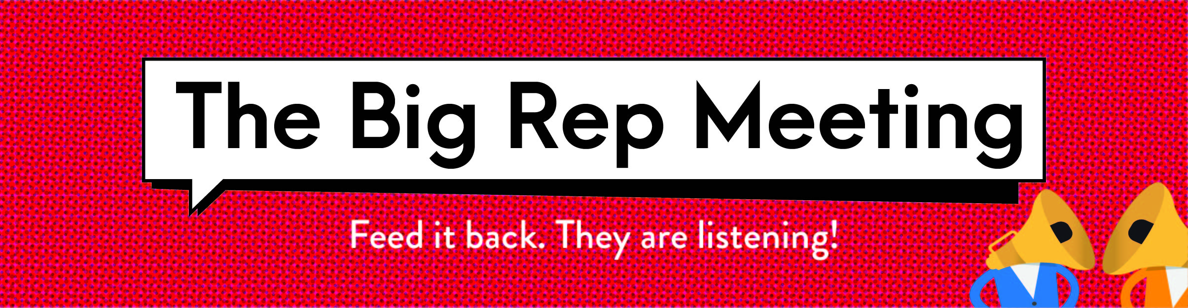 Big Rep Meeting Reports