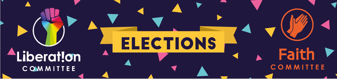 Liberation & Faith Committee Elections