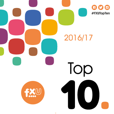 FXU Top 10 Priorities 2016-17