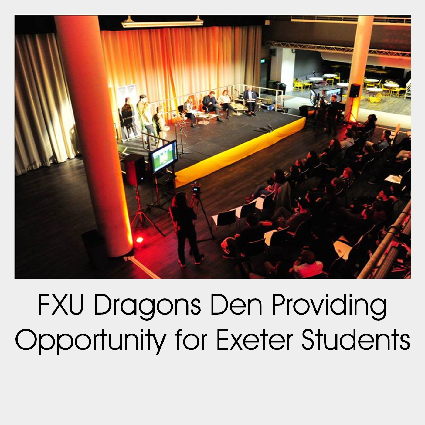 FXU Dragons' Den
