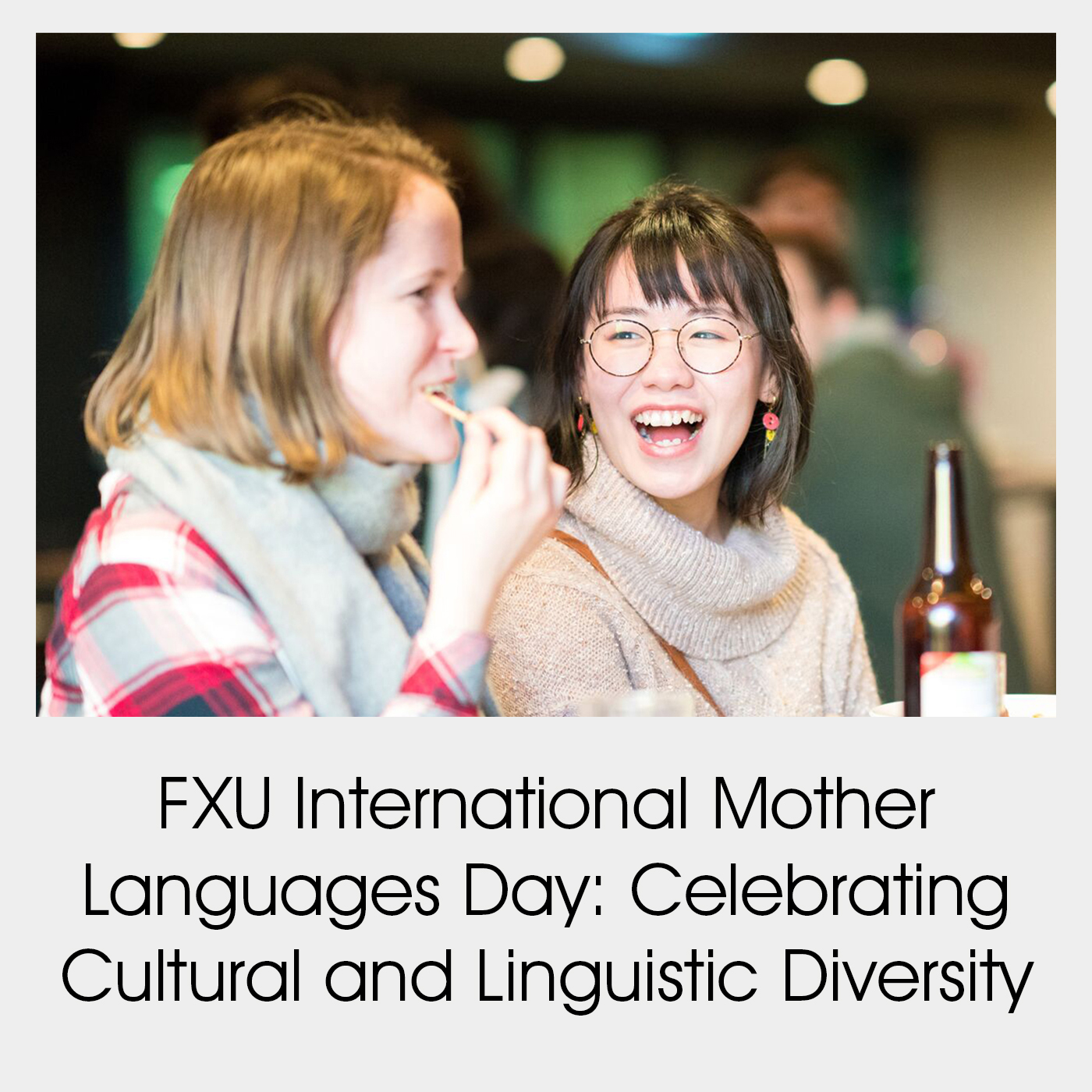 FXU Mother Language Day