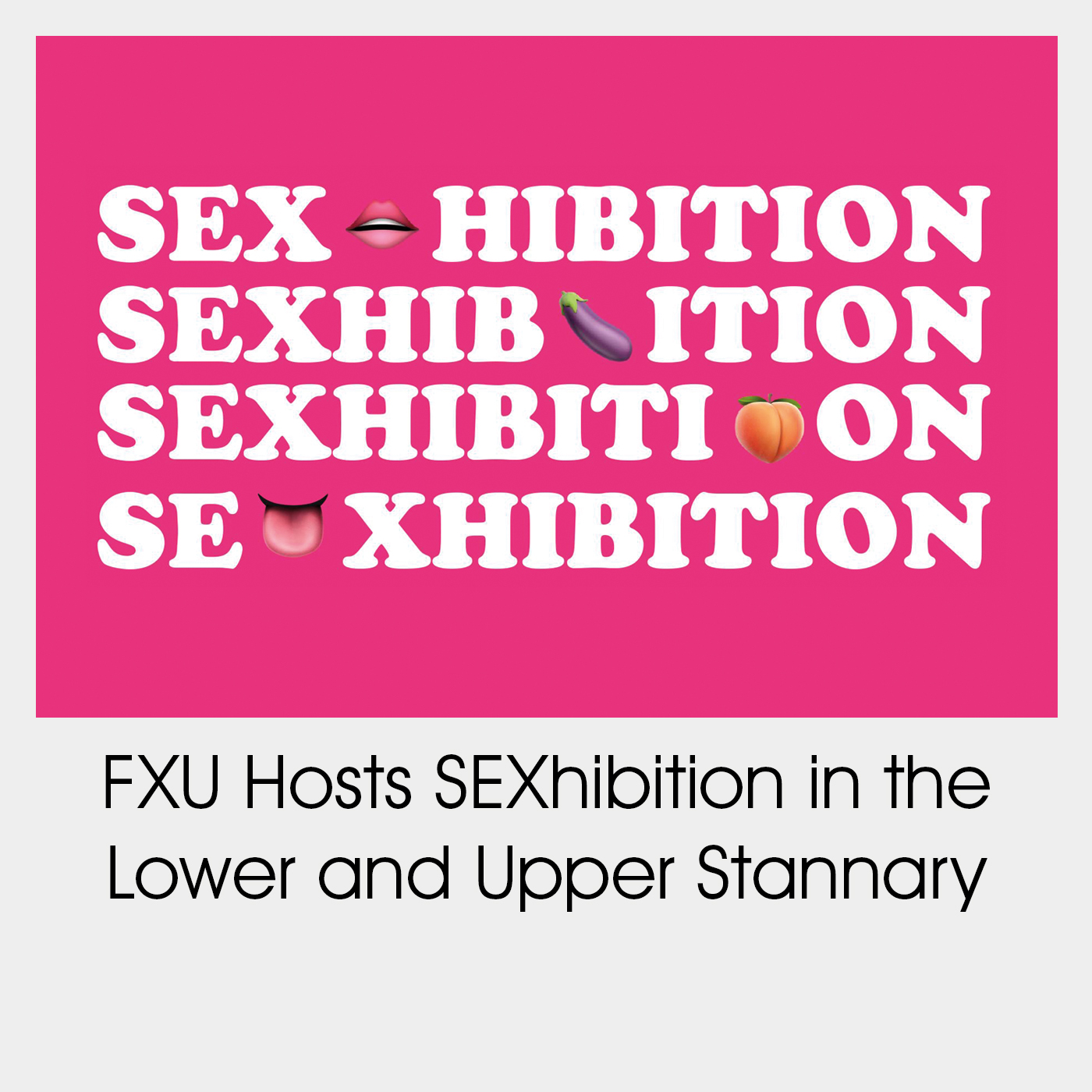 Sexhibition Event