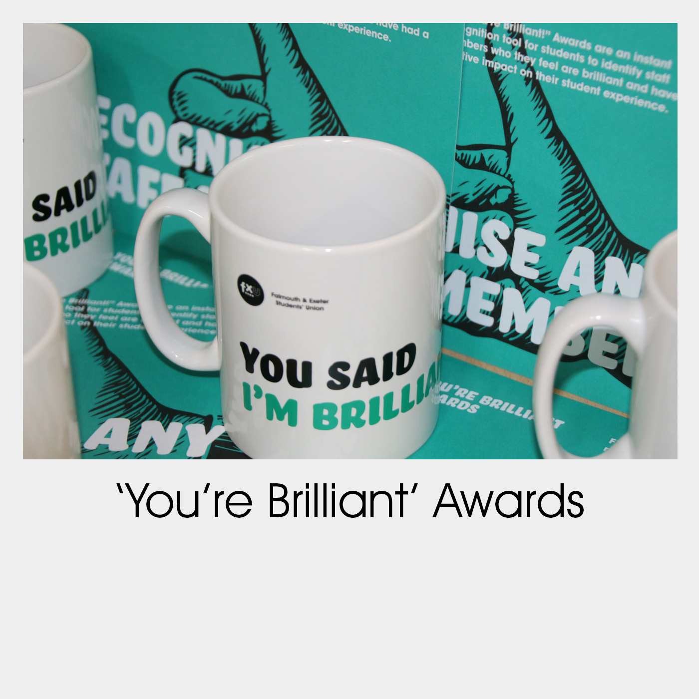 Your're Brilliant Awards