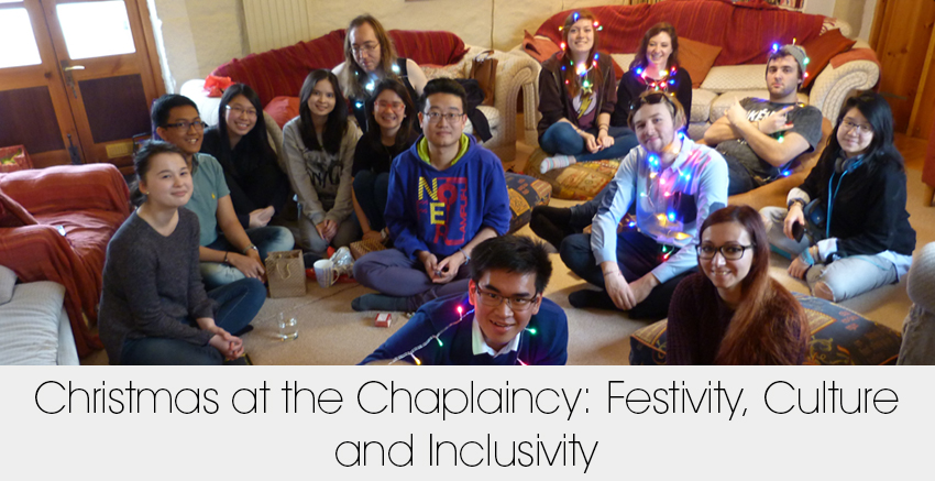 Christmas at the Chaplaincy