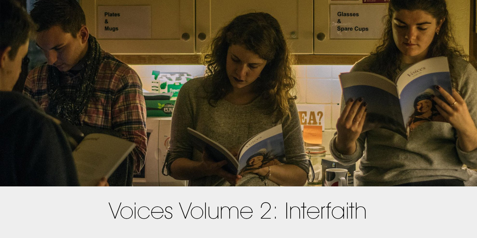 Voices Volume 2: Interfaith