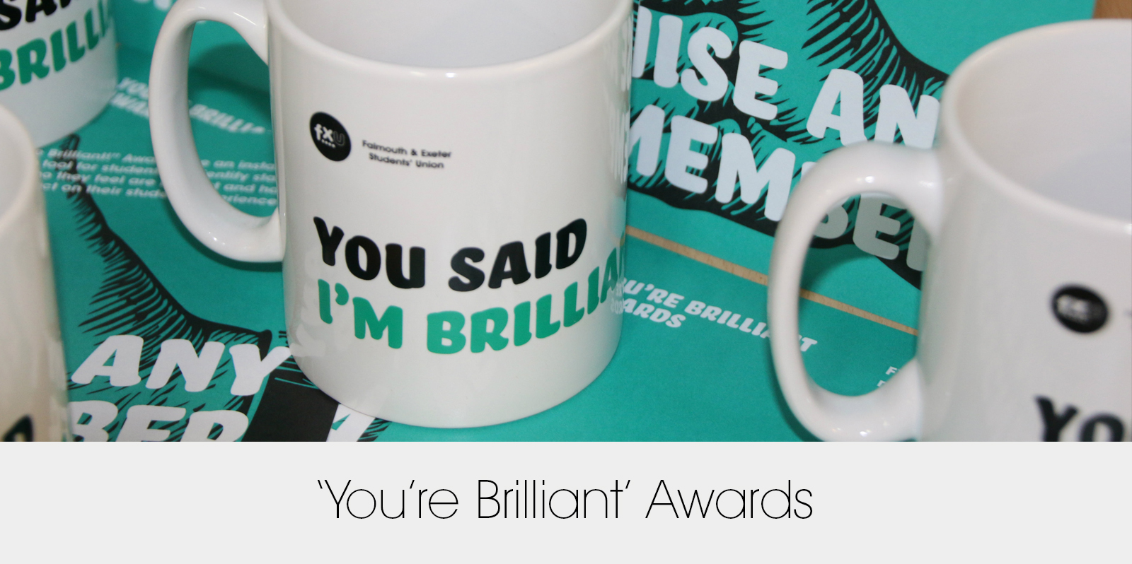 You're Brilliant Awards