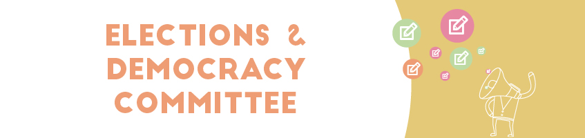 Elections & Democracy Committee