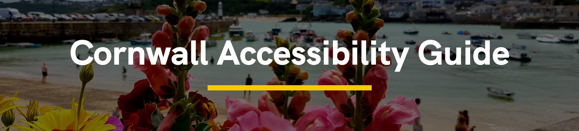 Cornwall Accessibility Guide
