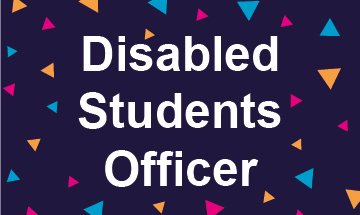 Disabled Students Officer