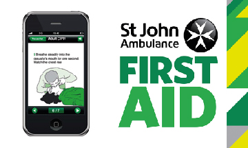 St John Ambulance First Aid App