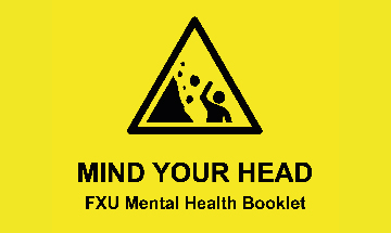 Mind Your Head - Mental Health Booklet