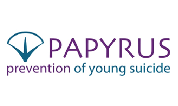 Papyrus – Prevention of Young Suicide
