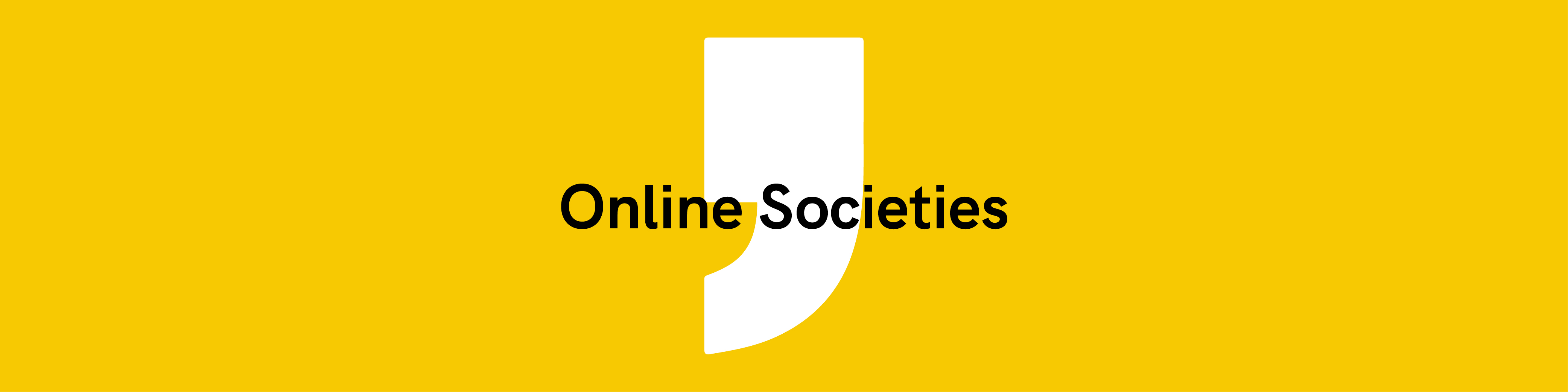 Online Societies