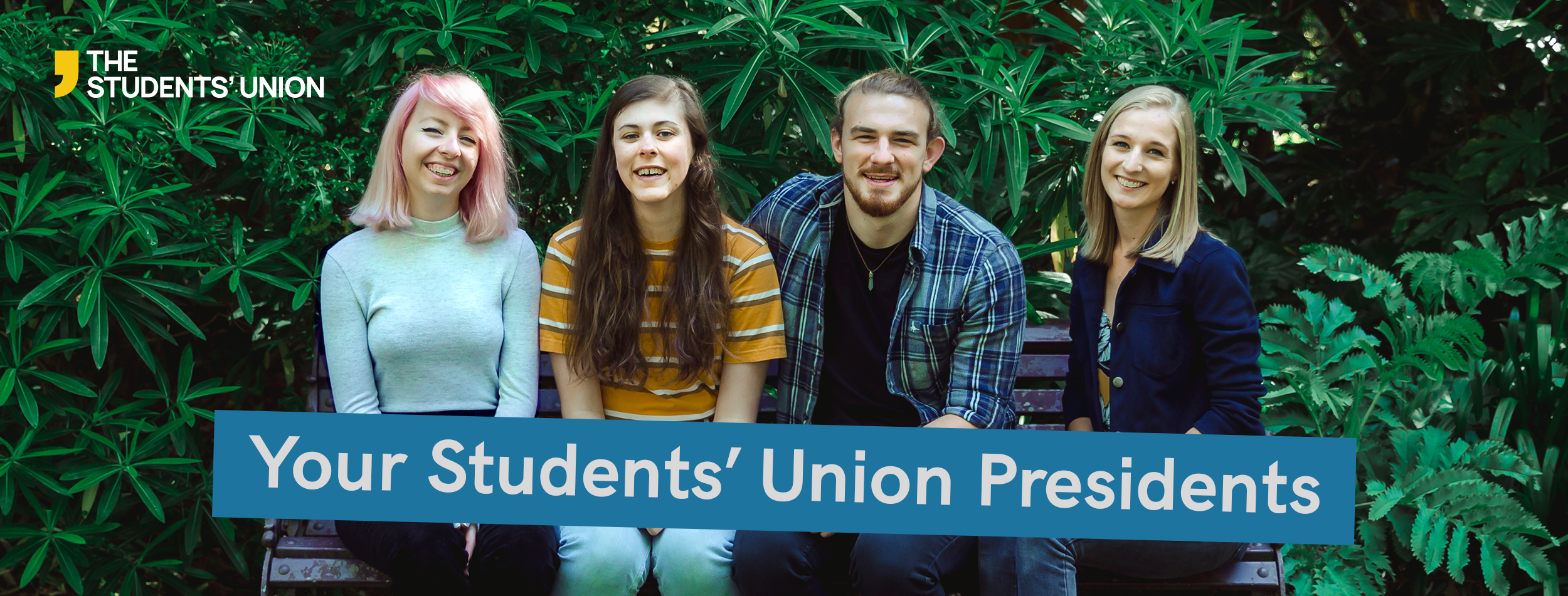 The SU Presidents 2019/20