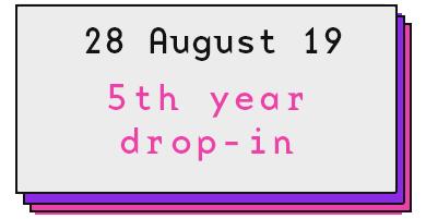 5th Year Drop-In