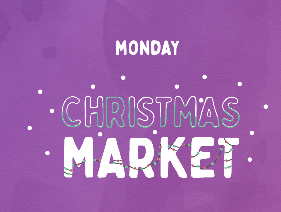 Christmas Market, Monday